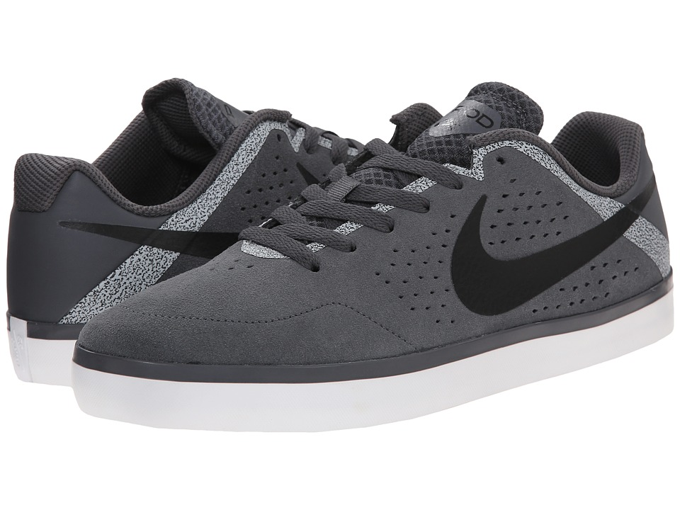 Nike SB - Paul Rodriguez CTD LR (Dark Grey/Wolf Grey/Black) Men's Skate Shoes