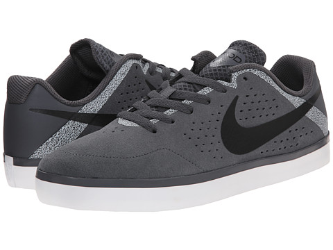 Nike SB - Paul Rodriguez CTD LR (Dark Grey/Wolf Grey/Black) Men's Skate Shoes