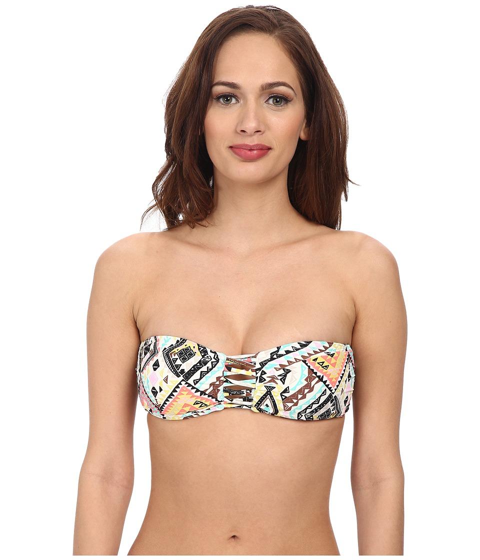 Billabong - Safari Bandeau Top (Multi) Women's Swimwear