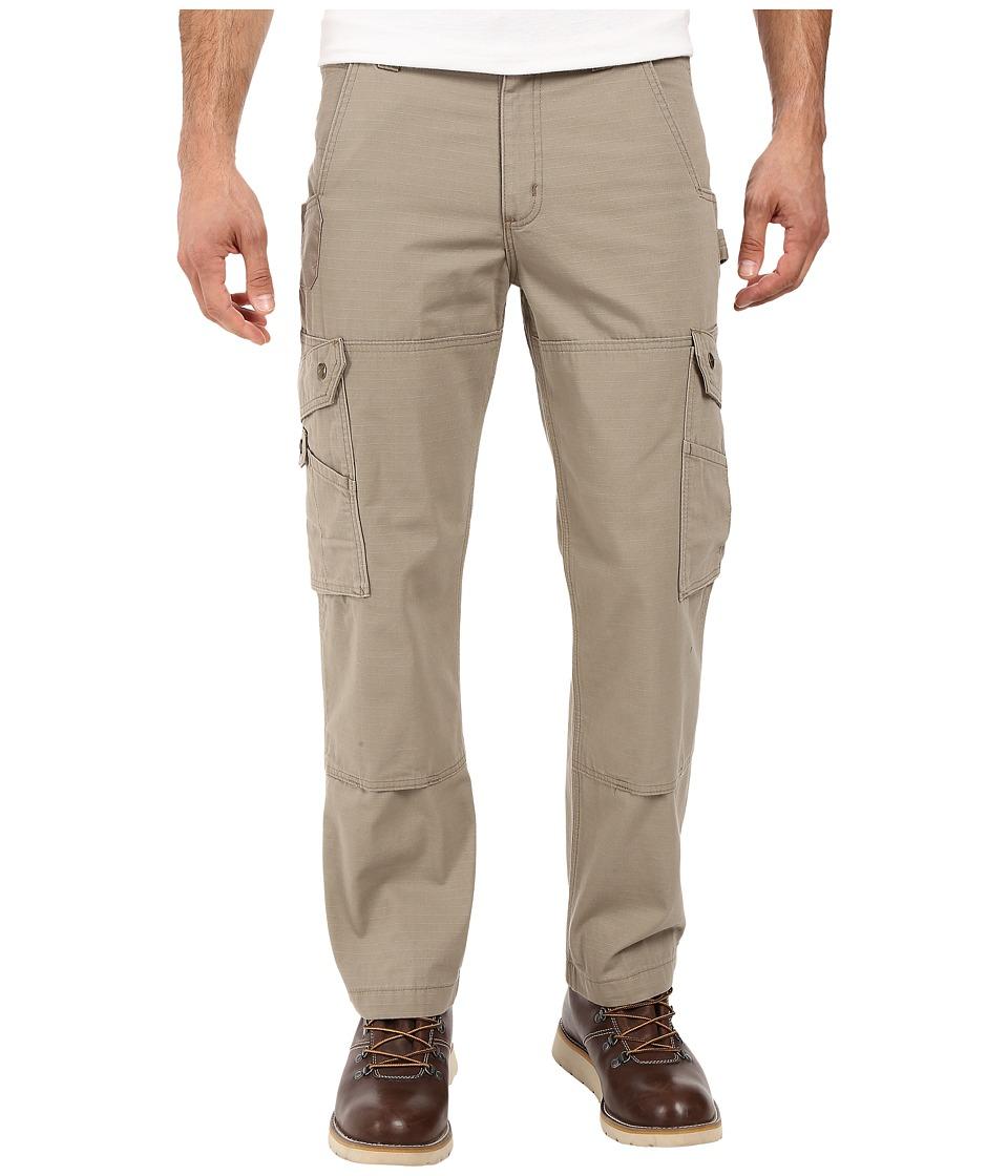 Carhartt - Ripstop Cargo Work Pant (Desert) Men's Casual Pants