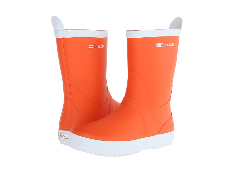Tretorn - Wings (Orange) Rain Boots