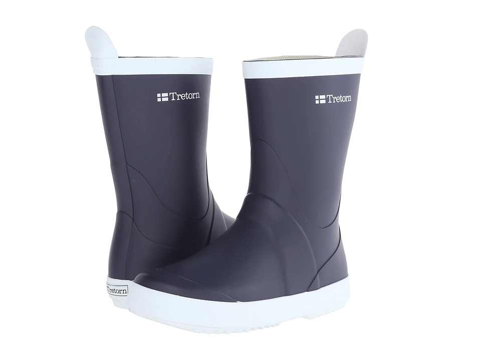 Tretorn - Wings (Blue) Rain Boots