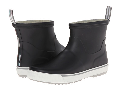 Tretorn - Wings Lag (Black) Women's Rain Boots