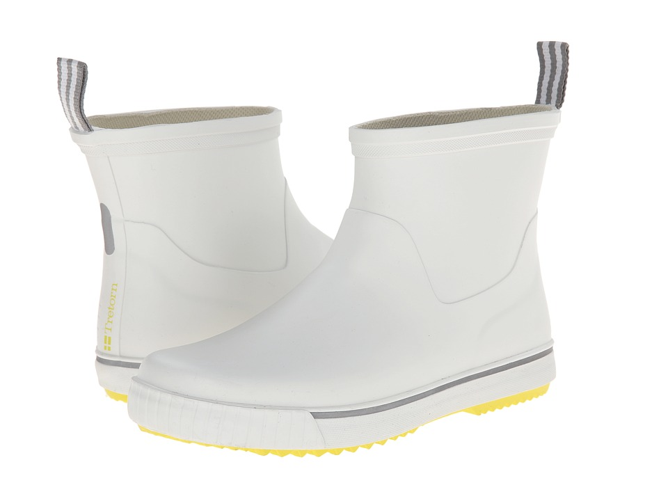 Tretorn - Wings Lag (Grey) Women's Rain Boots