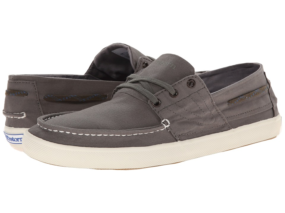 Tretorn - Otto Canvas (Grey) Classic Shoes