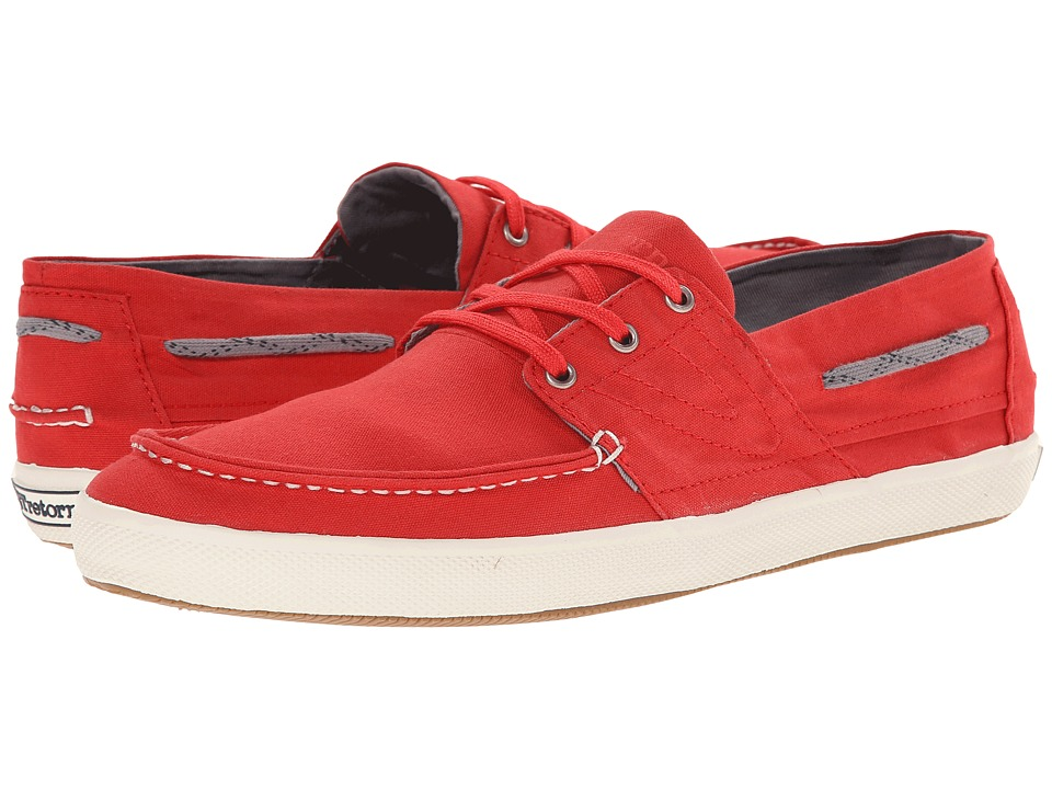 Tretorn - Otto Canvas (Red) Classic Shoes