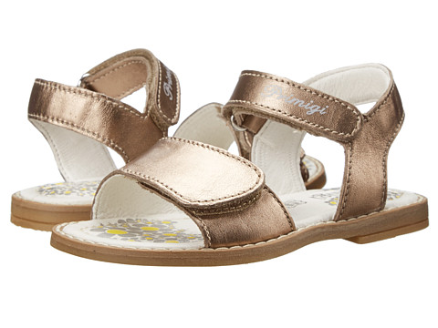 Primigi Kids - Fuji (Toddler/Little Kid) (Taupe) Girl's Shoes