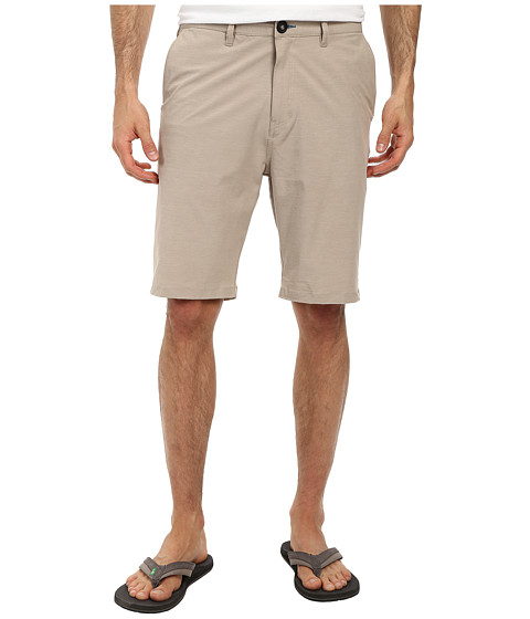 Billabong - Crossfire X Hybrid Short (Light Khaki) Men