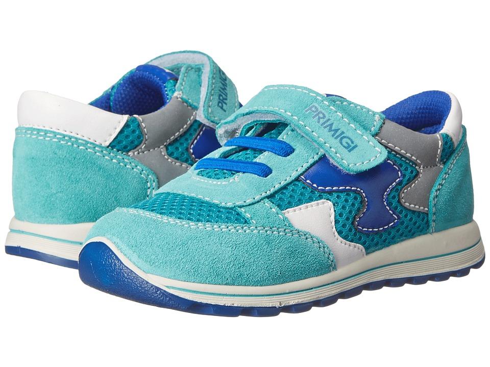 Primigi Kids - Lele (Toddler) (Aqua) Girl's Shoes