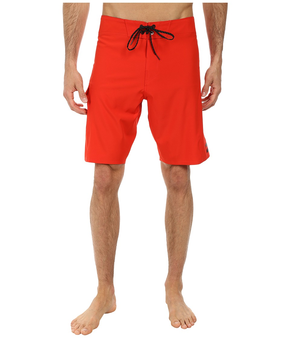 Billabong - All Day Solid Boardshort (Real Red) Men's Swimwear