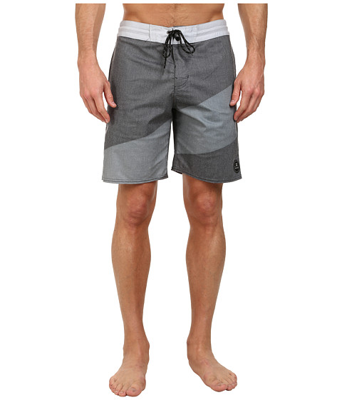 Billabong - Slice Lo Tides 19 Boardshort (Black) Men's Swimwear