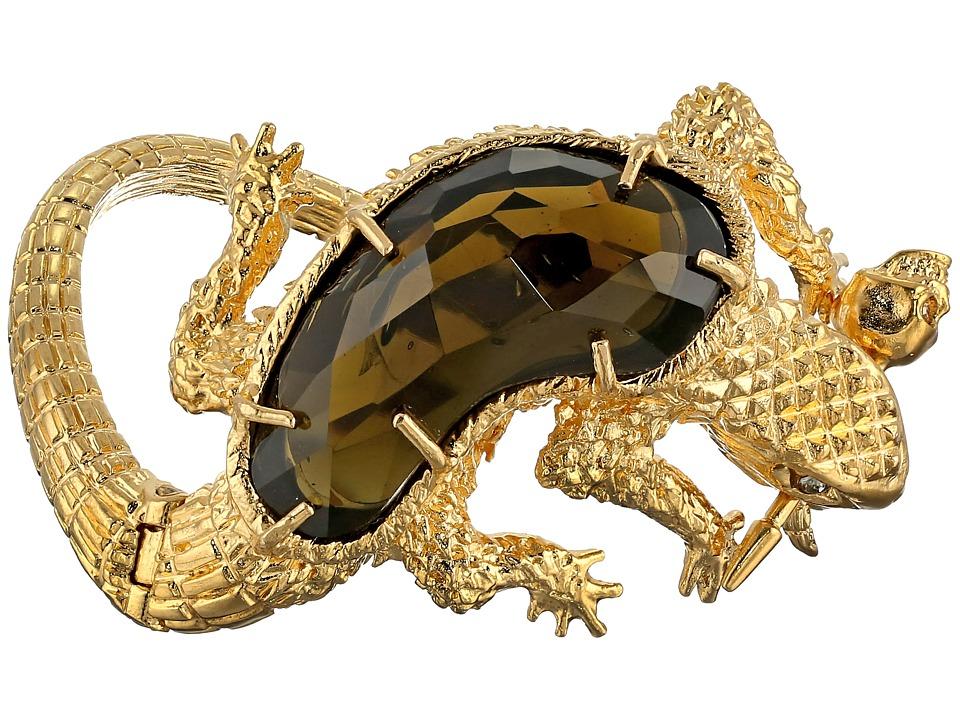 Alexander McQueen - Reptile Bracelet (Topaz/Silver) Bracelet