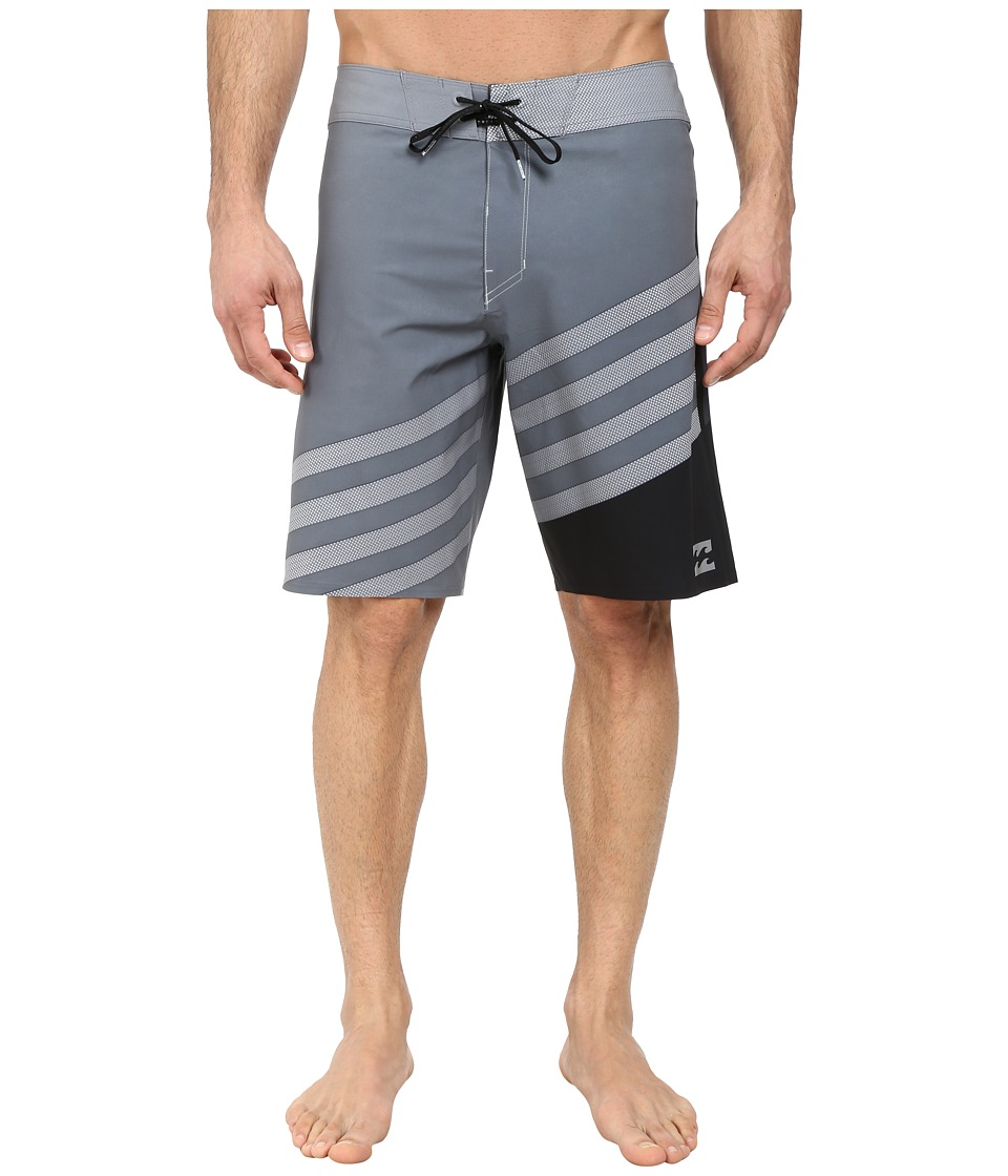 Billabong - Slice Pro 20 Boardshort (Black) Men's Swimwear