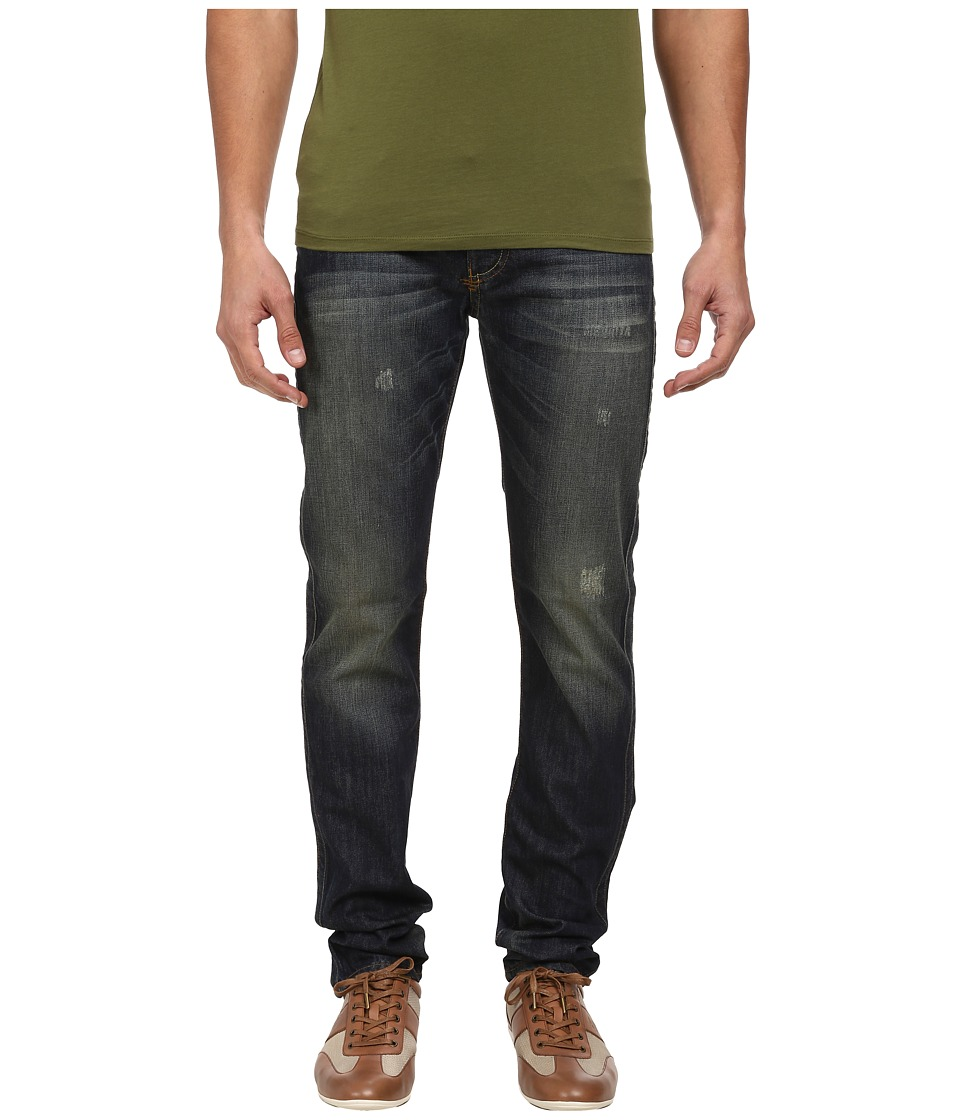 Armani Jeans - Extra Slim Vintage Jean in Dirty Wash (Dirty Wash) Men