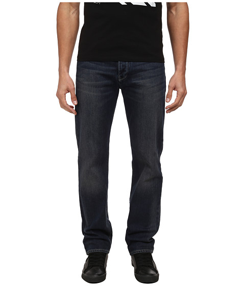 Armani Jeans - Regular Fit Mid-Tone Denim in Mid-Tone (Mid-Tone) Men's Jeans