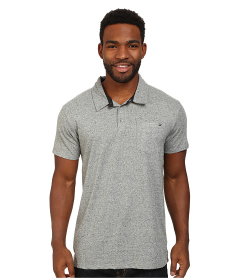 Billabong - Standard Polo (Grey Heather) Men