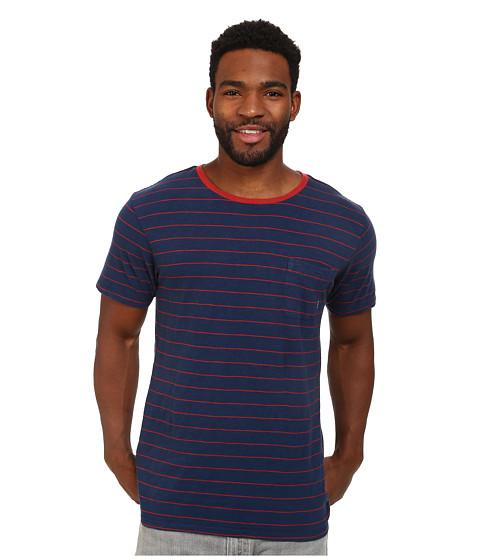 Billabong - Byrtle Crew (Indigo) Men's T Shirt