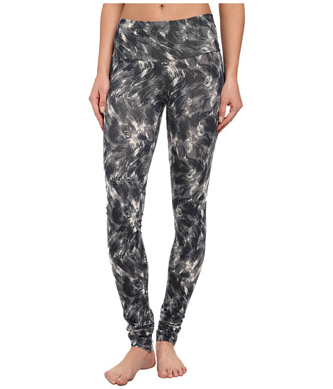 Rachel Pally - Super Long Legging Print (Onyx Feline) Women's Casual Pants