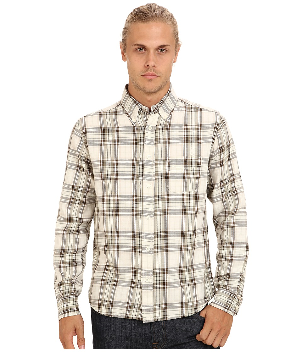Diesel - S-Watis Shirt (Cream) Men's Clothing