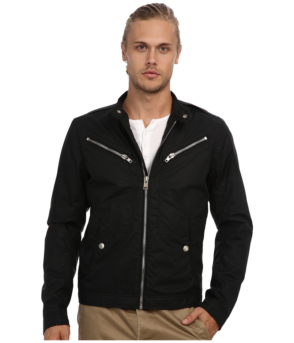 Diesel - J-Moti Jacket (Black) Men's Coat