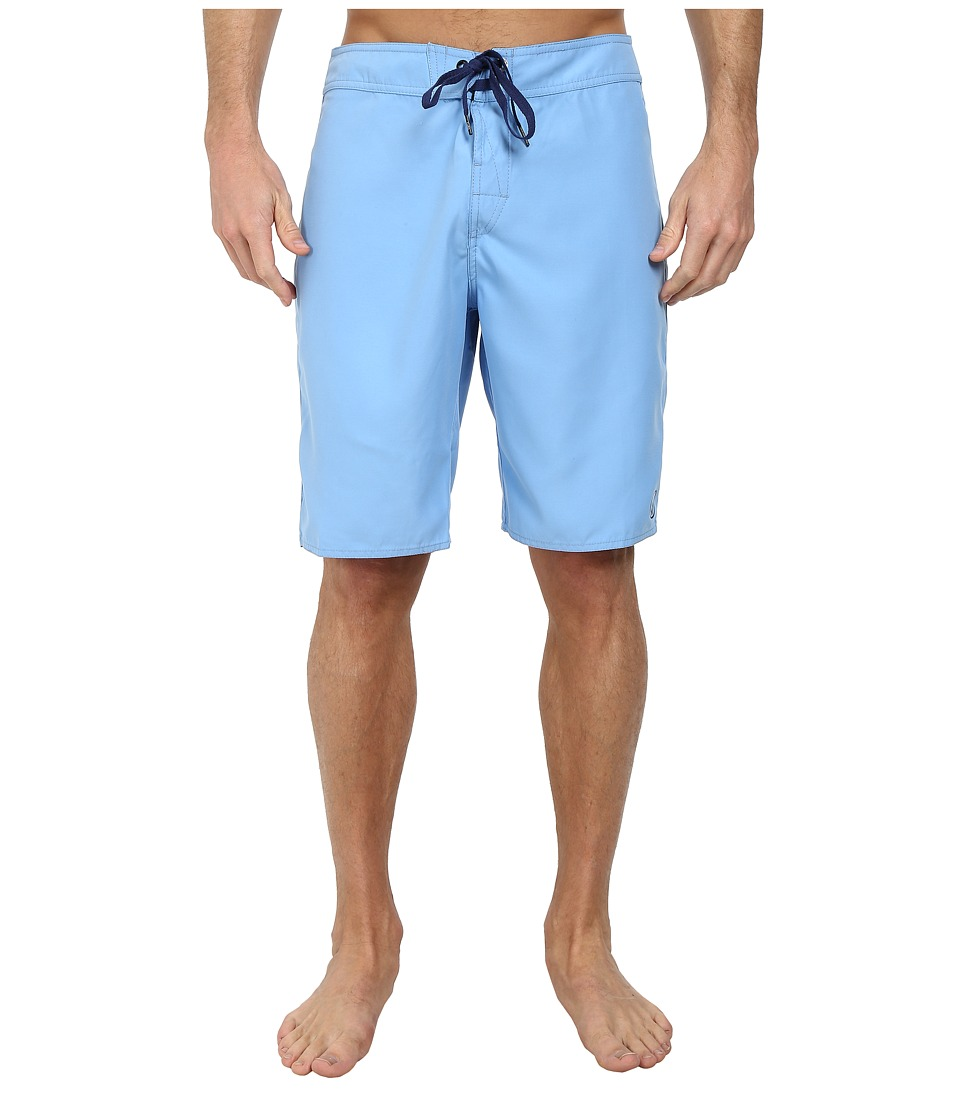 Volcom - 38th Street 21 Boardshort (False Blue) Men's Swimwear