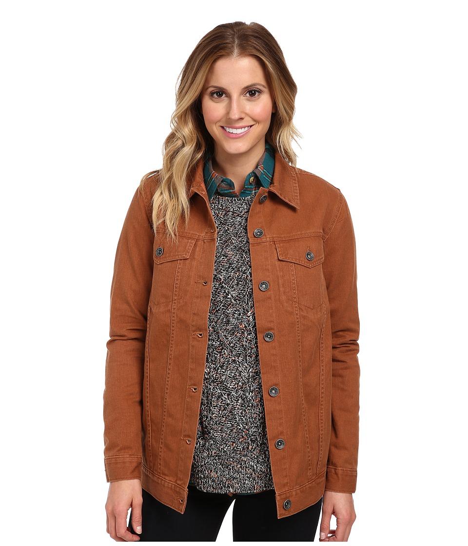 Vans - Danielle Jacket (Mocha Bisque) Women's Coat