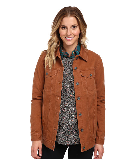 Vans - Danielle Jacket (Mocha Bisque) Women's Coat