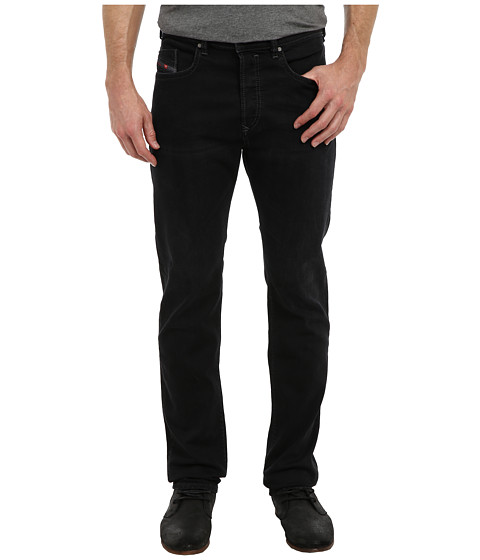 Diesel - Buster Tapered 0609T (Black/Denim) Men's Jeans