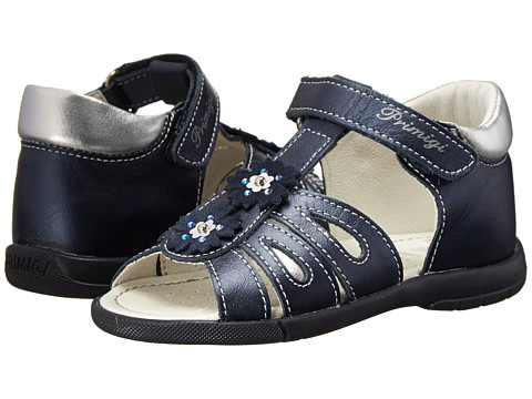 Primigi Kids - Tea (Infant/Toddler) (Blue) Girls Shoes