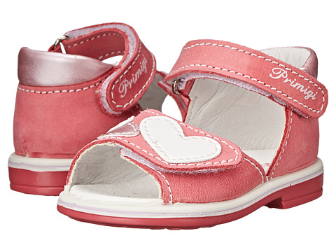 Primigi Kids - Lisa (Infant/Toddler) (Pink 1) Girls Shoes