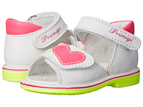 Primigi Kids - Lisa (Infant/Toddler) (White 1) Girls Shoes
