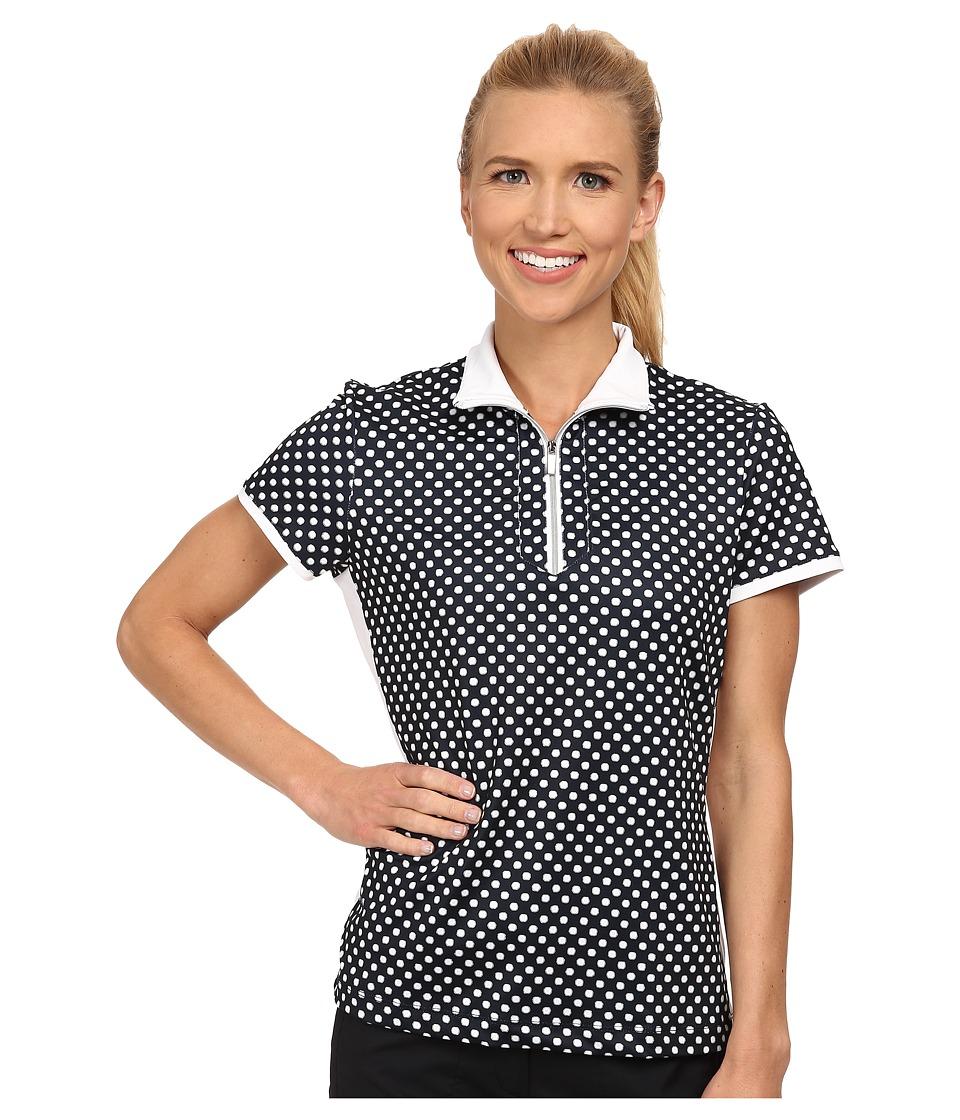 Tail Activewear - Carissa Performance Jersey (On Deck Print) Women's Short Sleeve Knit