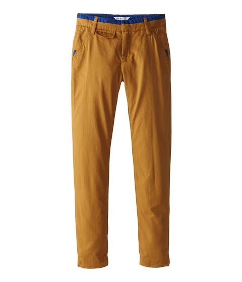 Little Marc Jacobs - Color Block Pants (Little Kid/Big Kid) (Beige) Boy's Casual Pants