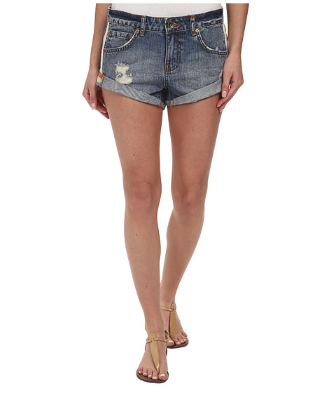 Billabong - Pool Side - Old School Short (Medium Well Worn) Women's Shorts