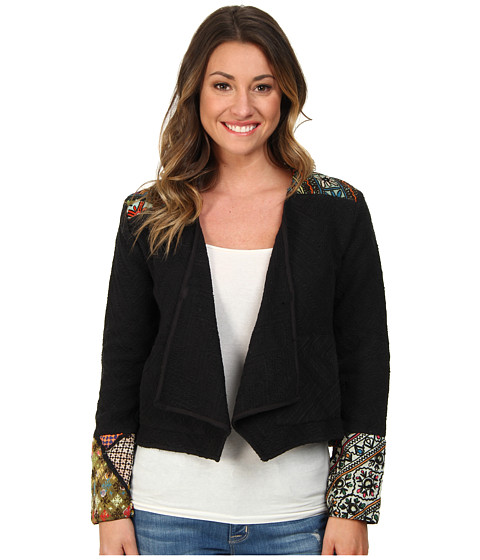Billabong - Best Way Jacket (Off Black) Women's Jacket