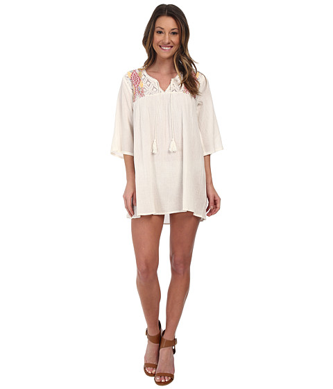 Billabong - Stay Forever Woven Cover-Up Dress (Cool Wip) Women's Dress