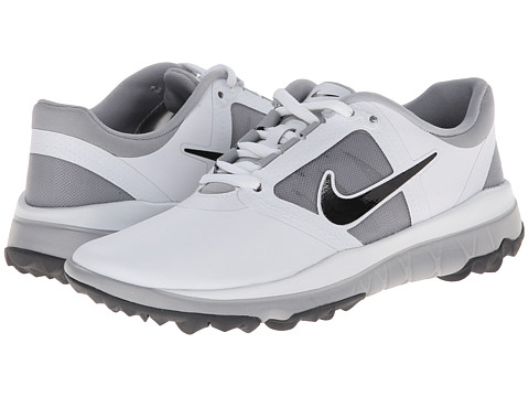 Nike Golf - FI Impact (White/Wolf Grey/Dark Grey/Black) Women