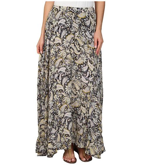 Billabong - Days Off Skirt (Black/White) Women's Skirt