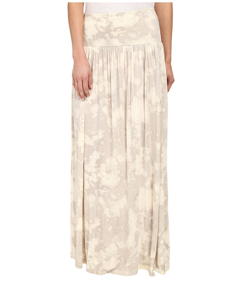 Billabong - Real Love Maxi Skirt (White Cap) Women's Skirt