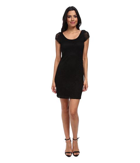 Tart - Corinne Dress (Black/Black Lining) Women