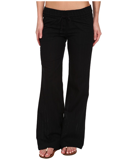 Billabong - Waves For You Pant (Black) Women's Casual Pants