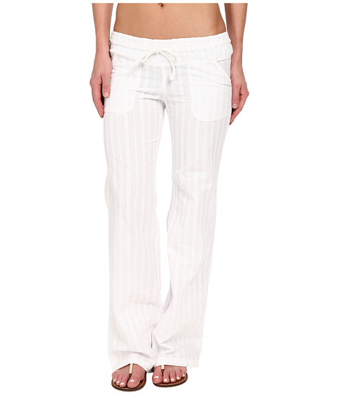 Billabong - Waves For You Pant (White) Women's Casual Pants