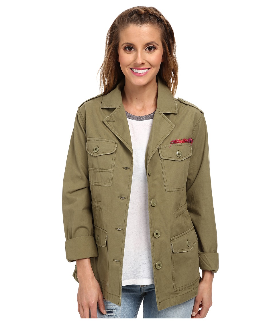 Billabong - Off the Record Jacket (Off </a>ecord Jacket) Women