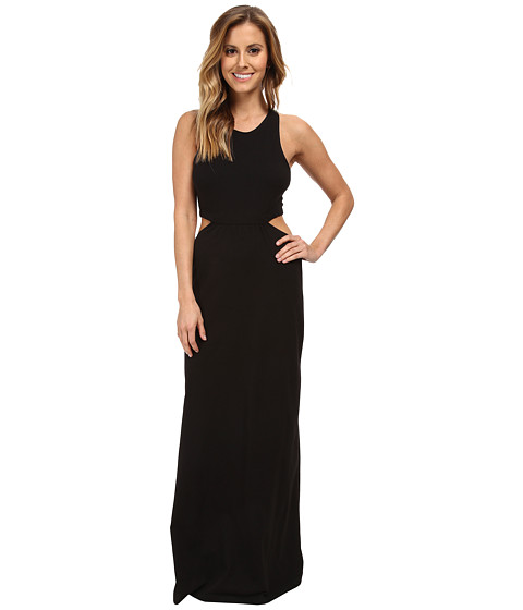 Billabong - Hold On Me Maxi Dress (Black) Women's Dress