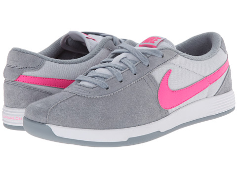 Nike Golf - Lunar Bruin (Dove Grey/Pure Platinum/White/Pink Pow) Women