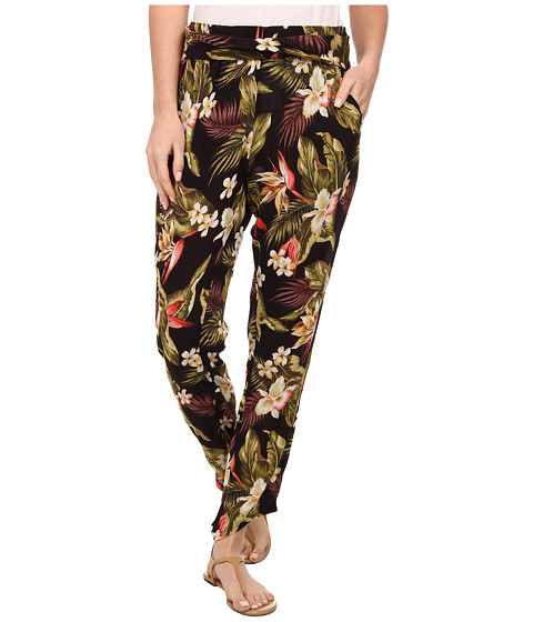 Billabong - Turn It Loose Pant (Off Black) Women