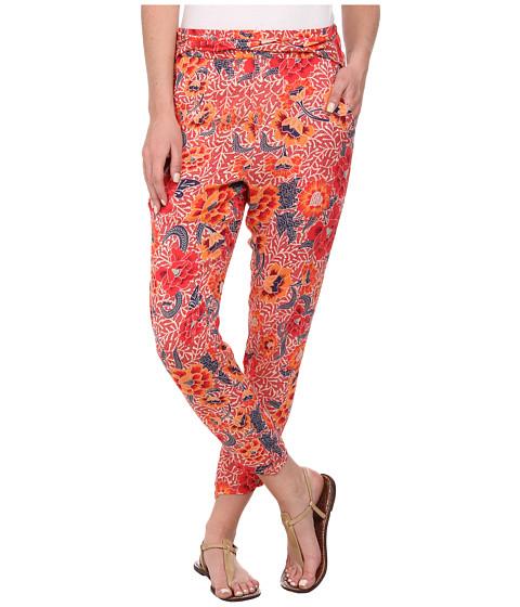 Billabong - Turn It Loose Desert Bloom Pant (Rio Red) Women