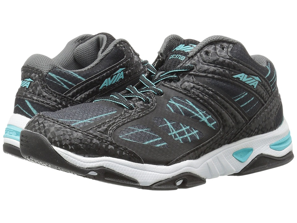 Avia - GFC Studio (Black/Iron Grey/Winter Blue) Women's Shoes