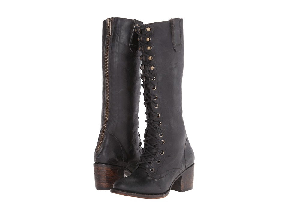 Freebird - Grany (Black) Cowboy Boots