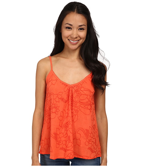 Billabong - Sweet Tidez Tank Top (Hot Coral) Women's Sleeveless